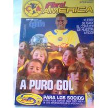 Fibra América Revista Futbol De Colección Vv4