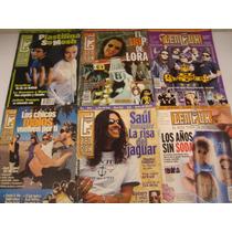 Revistas De La Editorial Regia Lengua, De Los 90 Tas Y 2000