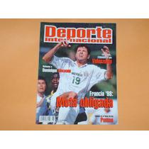 Revista Deporte Internacional Francia 98 Meta Obligada