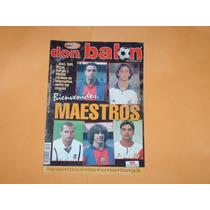 Revista Don Balon Los Maestros De La Liga Española