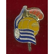 Pin Real Sociedad De San Sebastian