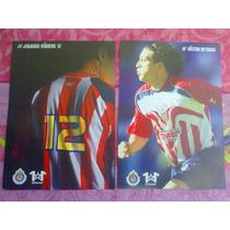 Club Chivas Fotos De Jugadores Del Ayer Y Hoy Modelos 2