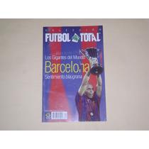Revista Especial Barcelona De España Futbol Total