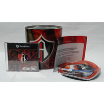 Alcancia De Los Rojinegros Del Atlas De Banamex C/cd