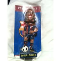 Muñeco De Ronaldinho Cabeza Movible