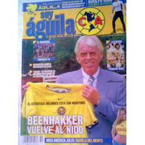Revista Futbol Soy Aguila Club America Antigua Vv4