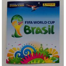 Estampas Panini Del Album Mundial Brasil 2014