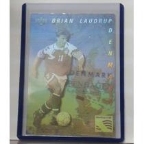 1993 Upper Deck World Cup Usa 94 Brian Laudrup Dinamarca