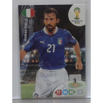 2014 Adrenalyn Xl Fifa World Cup Brazil Andrea Pirlo Italia