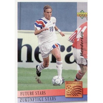 1993 Upper Deck Future Stars Chris Henderson Usa 1994