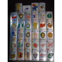 Escudos De Francia 98 Panini 100% Originales