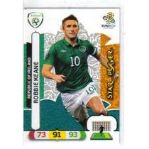 Panini Euro 2012 Adrenalyn Xl Robbie Keane Irlanda