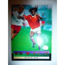 Upper Deck 93 World Cup 1994 Futbol Bora Holanda 206