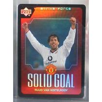2003 Upper Deck Manchester United #sg1 Ruud Van Nistelrooy