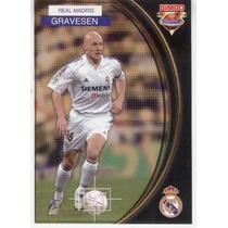 Bimbo Cards Thomas Gravesen Club Real Madrid