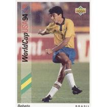 1993 Upper Deck Bebeto Mundial U S A