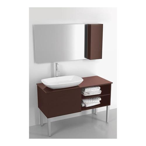 Gabinetes para ba o minimalistas for Gabinete para lavabo