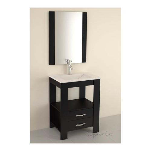Muebles Para Baño Gravita: Minimalista Espejo Gb 2075 54b Gravita – $ 5,63500 en MercadoLibre