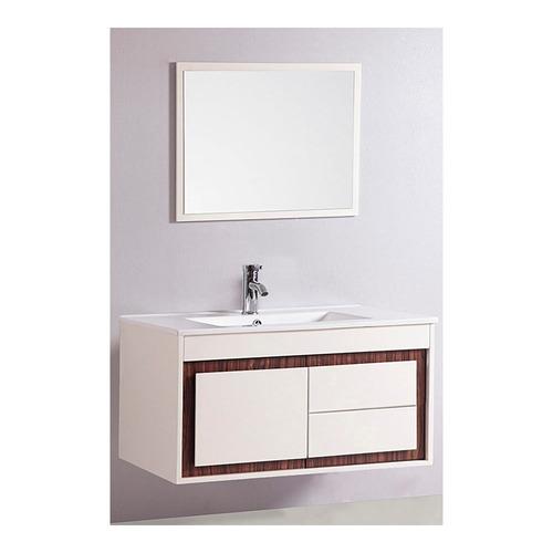Muebles Para Baño Gravita: Minimalista Espejo Gb 2109 84 Gravita – $ 7,29000 en MercadoLibre
