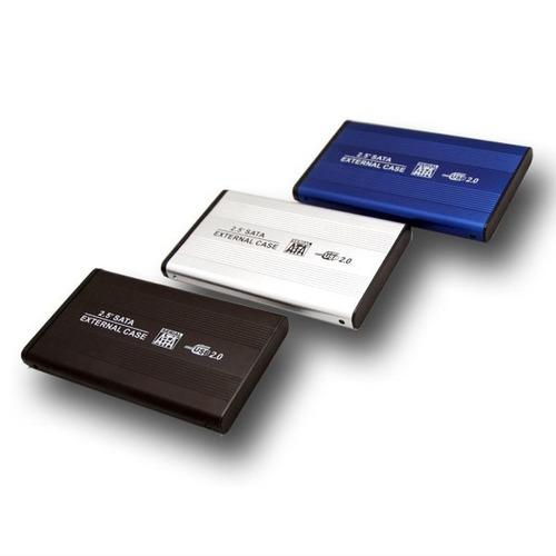 Gabinete Externo Usb 2.5 Sata Disco Duro Portatil De Laptop