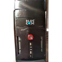 Gabinete Bcode Torre Bc-2350 600 Watts Tec,mouse,bocinas