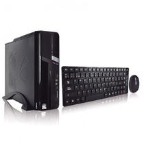 Gabinete Acteck Lyon-k Wksk-100 Micro Atx Mini Itx 500w
