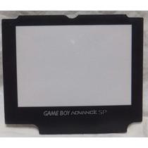 Gameboy Advance Sp. Micas De Repuesto
