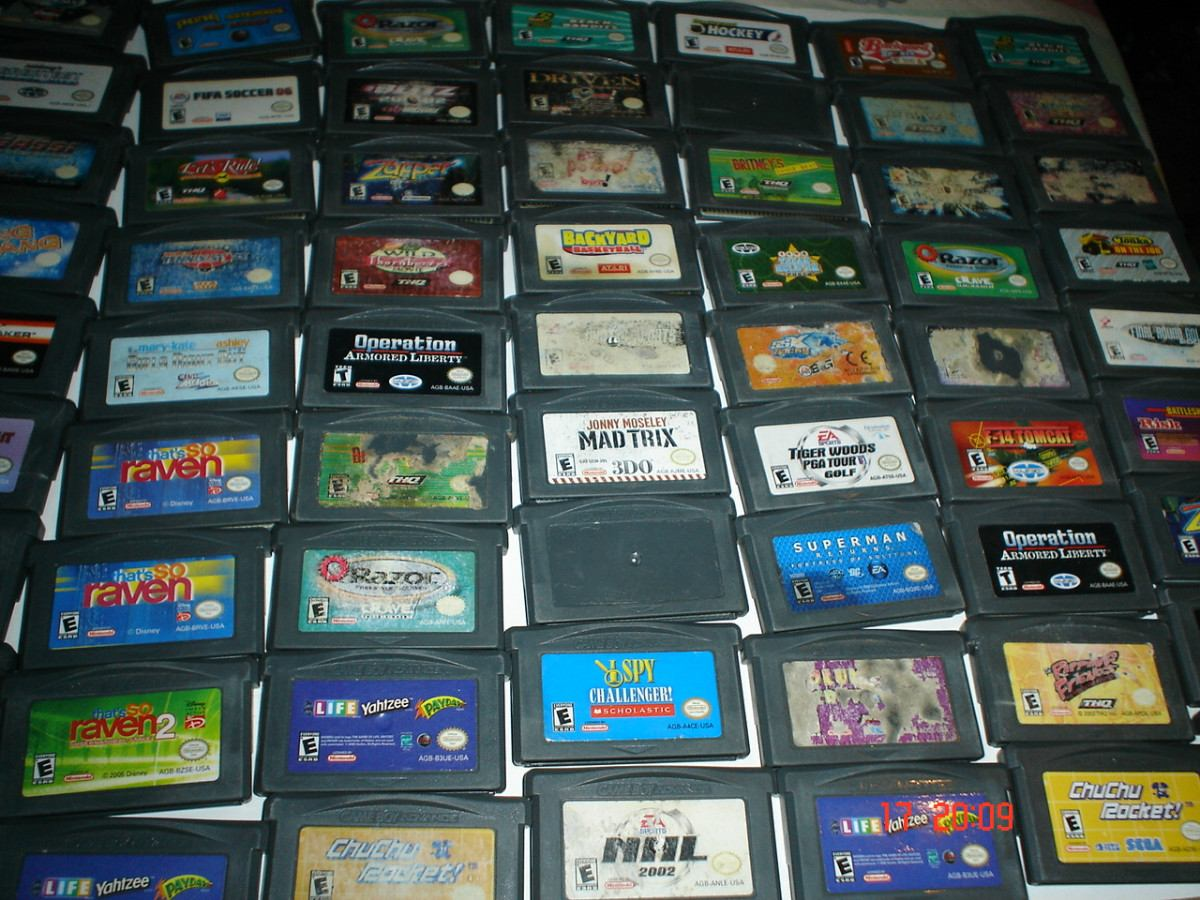 game boy advance gratis: