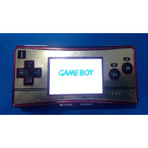 Game Boy Micro 20 Aniversario