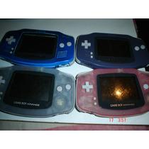 Game Boy Advance Con Un Juego A Escoger