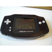 Game Boy Advanced Con Juego Funciona Al 100