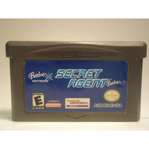 Barbie - Secret Agent - Videojuego - Gba