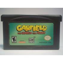 Garfield - Videojuego - Gba