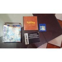 Pokemon Azul Versión Para Gameboy Color