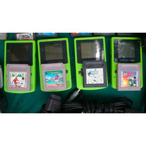 Game Boy Color Con Juego Y Pilas