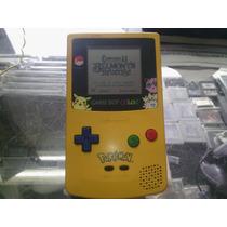 *** Game Boy Color Edición Pokemon ***