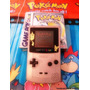 Gameboy Color Pokemon Gs Funcionando Al 100% / Pikachu