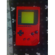 Game Boy Classic, Tabique Rojo