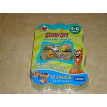 Scooby Doo Funland Frenzy Vtech V.smile Vsmile Nuevo +++