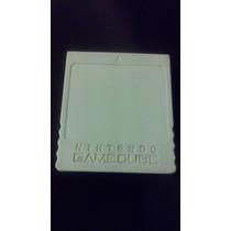 Memory Card Para Gamecube Original