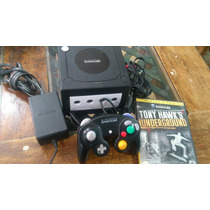 Consola Game Cube Completo Con Un Juego Original