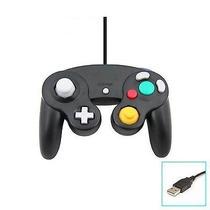 Control Usb Gamecube Nintendo Para Pc Nuevo Generico