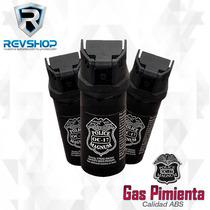 Gas Lacrimógeno Profesional Para Defensa 2oz Hecho En Usa!