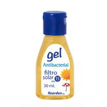 Gel Antibacterial Con Filtro Solar (20 Geles $29 Cada Uno)