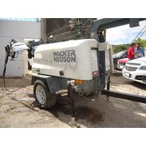 12 Super Precio Torre De Luz 2010 Wacker Ltn6l Con Generador