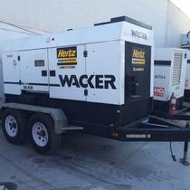 Generador Electrico Wacker G125 De 96 Kw Mod. 07 Como Nuevo
