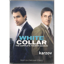 White Collar Cuello Blanco Temporada 4 Cuatro Serie Tv En Dv