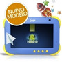 Tablet Ghia Any Kids Q 7 Android Quad Core 8gb Azul 47458