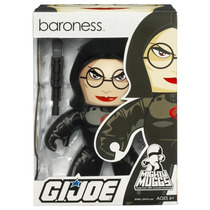 Gi Joe Baroness Mighty Muggs Nuevo