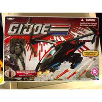 Black Dragon Vtol Con Air Trooper De Gi Joe Pursuit Of Cobra
